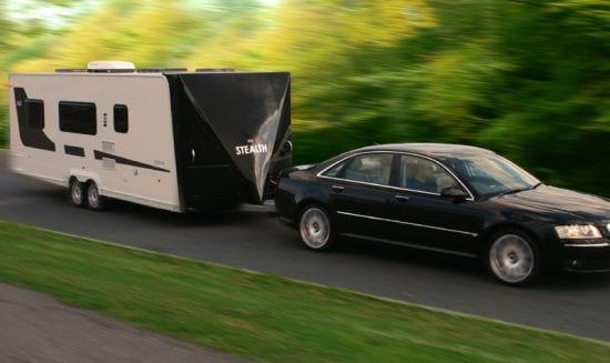 stealth caravan