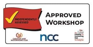 NCC Approved Caravan Servicing East Midlands